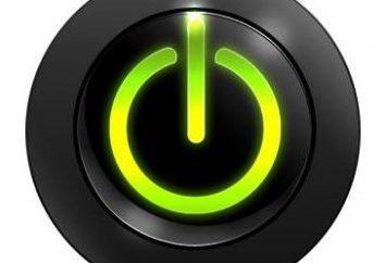Jeśli sam komputer włączony lub wyłączony – szaman nie jest potrzebna