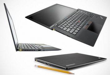 Ultrabook Lenovo Carbon X1: descrizione e caratteristiche