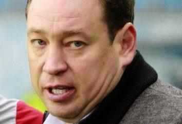 Leonid Slutsky, entraîneur du CSKA: biographie, vie personnelle et faits intéressants