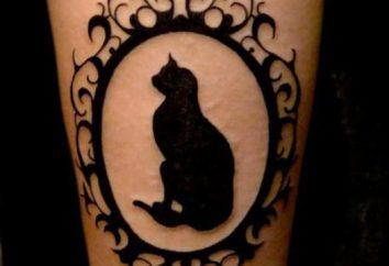 tatuaż zwierzęta, które są?
