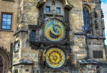 Zegar na Rynku Starego Miasta w Pradze: Zdjęcia, opis, historia