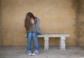 Nastoletnie Suicide: Przyczyny i metody zapobiegania