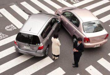 istruzioni di registrazione incidente. Rendere il nuovo protocollo regole