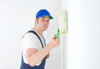Dois-je coller le papier peint des murs apprêtées: préparation, processus et types de matériaux