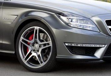 """¿Cómo elegir las ruedas """"Audi""""?"""