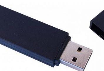 Nie czytaj dysk flash. Program dla karty flash Micro-SD nie widzi USB-stick