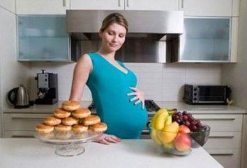 Dieta per le donne in gravidanza di menu (3 termine). Nutrizione Gravidanza entro la settimana