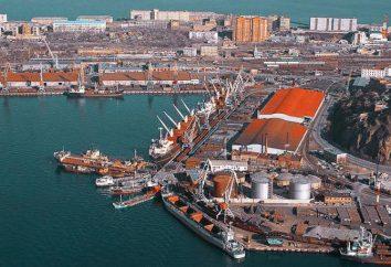 Seaport Murmansk commerciale: la storia, la descrizione, foto