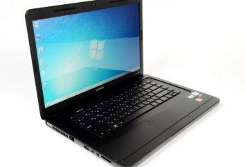 Laptop Presario CQ57: Dane techniczne, zdjęcia i opinie