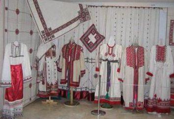 Costume National Chuvash: descrizione e foto