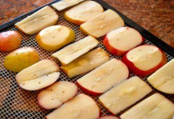 Comment sécher les pommes à la maison: deux façons pratiques