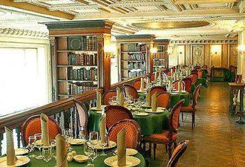 El mejor restaurante ruso en Moscú
