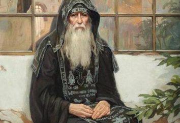 Athos mnich Simeon: biografia, zdjęcia, cytaty