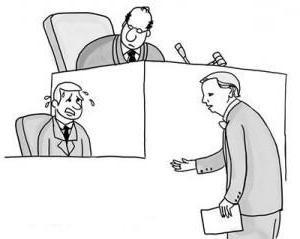 Art. 308 del codice penale: Rifiuto del testimone o vittima di testimoniare