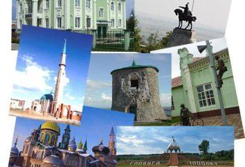 Yelabuga: pontos turísticos. Fotos e comentários de turistas