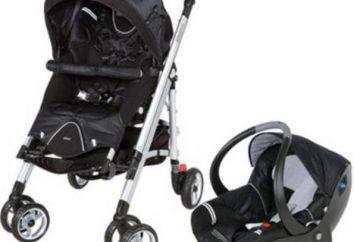 Kinderwagen Bebe Confort: Beschreibung, Merkmale, Modelle