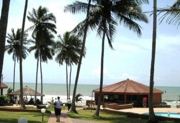 País Ghana – centro cultural e industrial de África Occidental