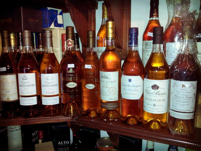 Quelle difference entre armagnac et cognac
