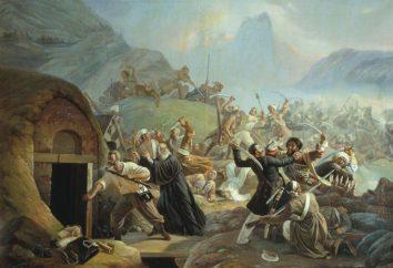« Adieu, la Russie non lavé … » Lermontov, « Adieu, la Russie non lavé »: l'histoire de la création, l'analyse du poème