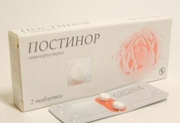 Drogue « postinor » pour l'interruption de grossesse précoce