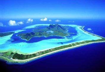 Bora Bora – wo ist es? In welchem Land ist die Insel Bora Bora?