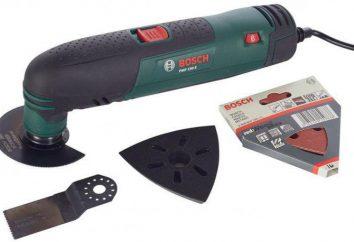 Narzędzie wielofunkcyjne Bosch PMF 190 E: opinie, specyfikacje, zdjęcia
