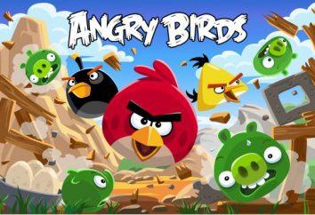 Wie passieren «Angry Birds»? Tipps und Geheimnisse von erfahrenen Spielern