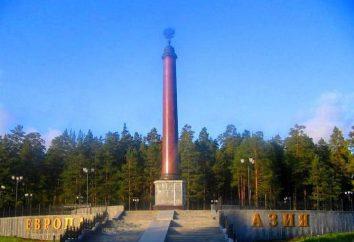 Rusia – Asia o Europa? La frontera entre Europa y Asia en Rusia