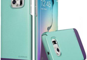 Galaxy Edge Samsung (teléfono inteligente): descripción, características, precio