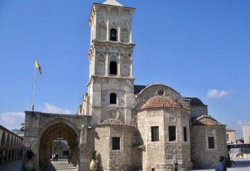 Kościół świętego Łazarza: historia i zdjęcia
