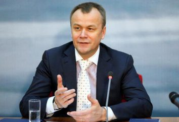 Eroschenko Sergey Vladimirovich: biografia, foto