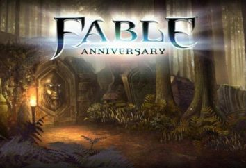 Fable Anniversario: Review, Caratteristiche