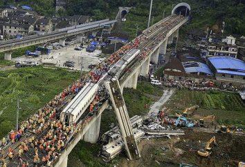 Gli incidenti con i treni: cause, conseguenze
