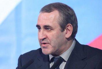Sergei Neverov, vice-président de la Douma d'Etat: une biographie