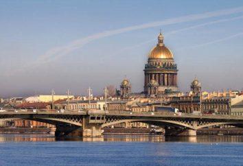 Podróż do Petersburga w październiku: co robić? opinie