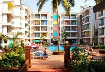 Palmarinha Resort 3 * (India, Goa, Calangute): descrizione della struttura, recensioni viaggiatori