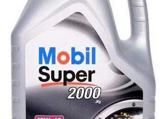 """Aceite """"Mobil 10W-40"""" (semi-sintéticos) opiniones de los usuarios"""