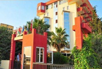 Hotel Xeno Sugar Beach Hotel 4 *, Alanya, Turquia: descrição, opiniões e características
