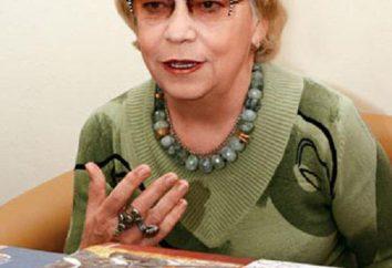 storico russo Natalia Basovskaya: biografia, libri