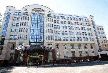 Hotel em Pushkin, Região de Leninegrado. Hotéis e mini-hotéis Pushkin