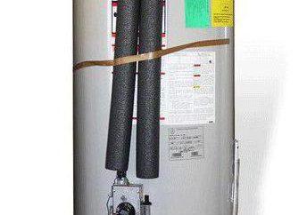 O princípio básico do aquecedor de água: descrição, tipos de dispositivos e comentários
