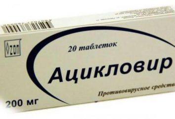 """""""Acyklowir"""" i alkohol: Kompatybilność i konsekwencje łączenia"""