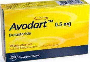 """Lek """"Avodart"""": recenzje. Kto był leczony """"Avodart"""": jaki wynik"""