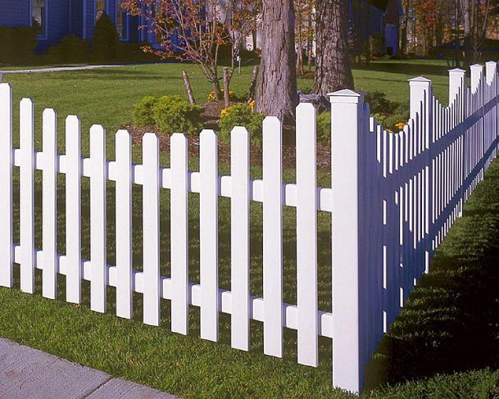 Steccato Giardino Plastica : Recinto al giardino antistante steccati recinzioni in plastica