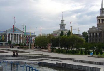 Kirgistan – republiki w Azji. Stolica Kirgistanu, gospodarka, edukacja
