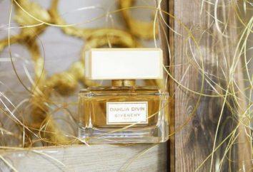 Perfume Givenchy Dahlia Divin: uma pirâmide, opiniões de clientes