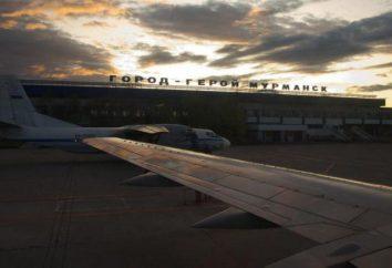 Aeroporto Murmansk – la più grande porta d'ingresso dell'aria della regione artica russa