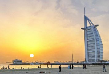 Czy powinienem iść do Zjednoczonych Emiratów Arabskich w lutym? Porady podróży