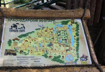 endroit merveilleux – Zoo à Krasnodar