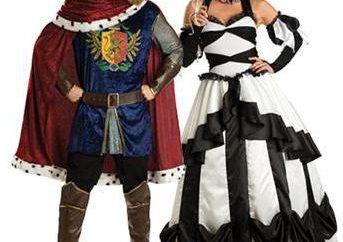 Trajes de carnaval para adultos: Opciones para trajes
